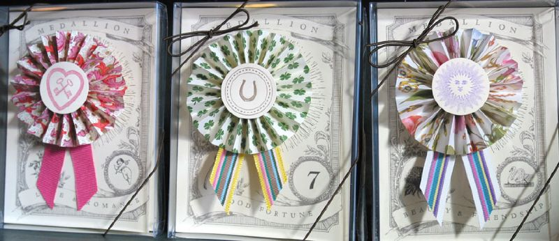 Jonathan Wright Medallions