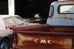 Auto Repair (Curtis Gregory Perry) Tags: auto california ca car truck automobile garage mobil cadillac repair trucks motor mechanic gmc ferndale caddy olds oldsmobile automvil xe automobil     samochd  kotse  otomobil   hi   bifrei  automobili   gluaisten