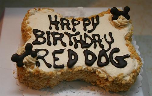 reddogscake