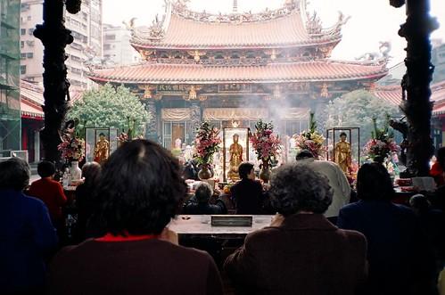 Long-Shan Temple