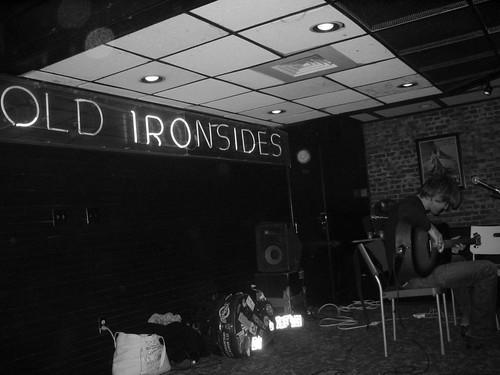 Old Ironsides Sacramento