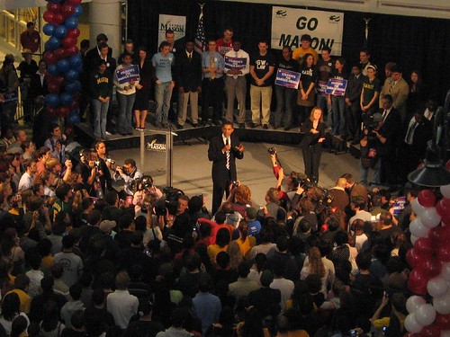 Barack Obama Speaks @ GMU