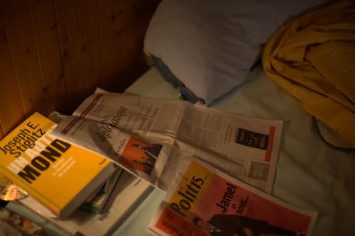 Bedtime reading...