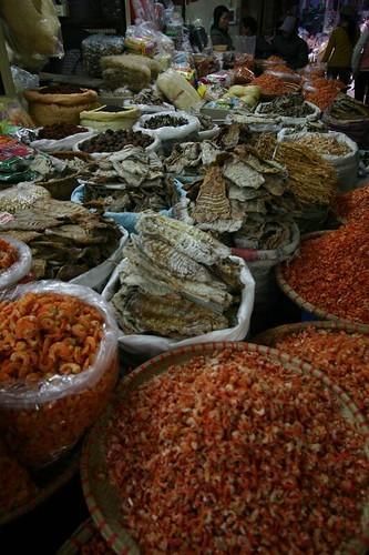 Market. Hanoi.