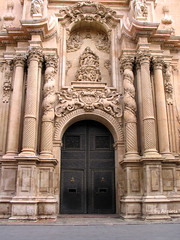 Basilica de Santa Maria in Elche (Elx) by 'Annieta' - travelling!