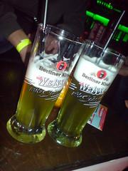 Cerveza berliner weisse (berliner weisse beer) - Berliner Weisse mit Schuss