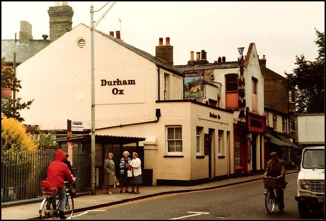 Cambridge 1982: Durham Ox