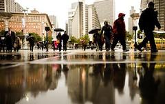 Rainy San Francisco Afternoon - by Thomas Hawk