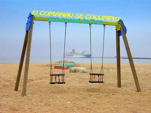 EL COMANAV SE COLUMPIO