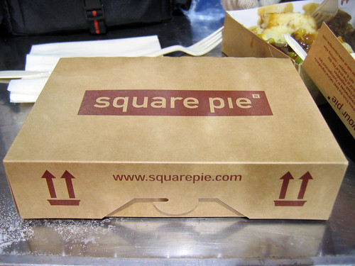 Square Pie - Closed Box