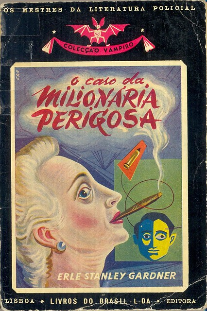 Cândido Costa Pinto, Erle Stanley Gardner, The Case of the Dangerous Dowager, 1940s