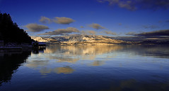 Mountain Dreams (copeg) Tags: california lake mountains reflection beach nature forest sunrise landscape high bravo searchthebest south nevada tahoe el sierra national lakeview dorado stateline magicdonkey flickrsbest anawesomeshot colorphotoaward impressedbeauty sierravisions