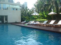 31.The Metropolitan酒店的游泳池 (3)