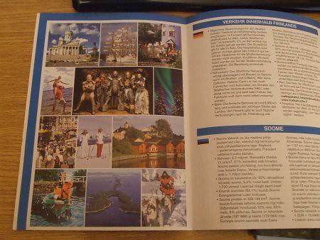 Libro sobre Finlandia