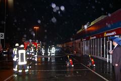 Küchenbrand McDonald's Äppelallee 27.02.07
