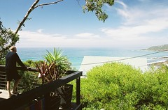 Holiday home view (sweenmuz) Tags: ae1 lorne