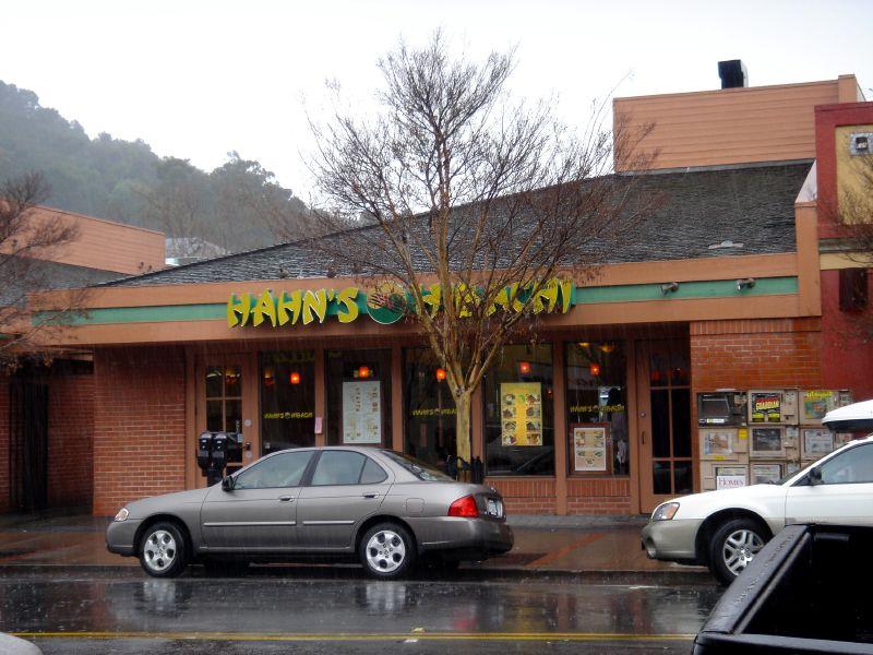 Hahn's Hibachi