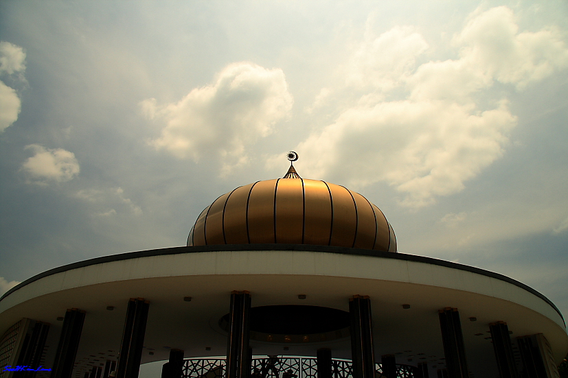 Dome @ National Monument, KL, Malaysia