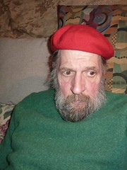 Basque Beret (Michael A2012) Tags: wool fulled beret basque