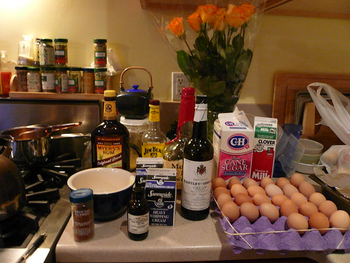 Eggnog ingredients by rvacapinta, on Flickr