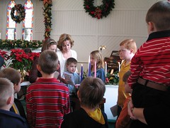 "Young Children and Youth - Our Future! (Claire DeLand ~ ""GA Music Maker"") Tags: christmas church kids children advent young adventwreath adairsville christmas2006 adairsvillefirstumc yisforyoung secondsundayinadvent yisforyouth adventwreathlighting"