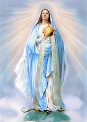 Immaculata, Reina de las Misiones