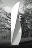 White Curves 2001 by Ellsworth Kelly par booksprite