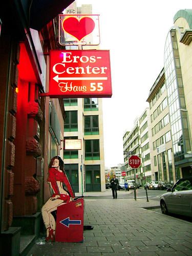 center photos eros Frankfurt