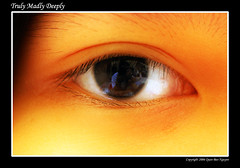 Truly Madly Deeply (light-writer) Tags: macro eye cotcbestof2006