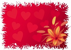 valentines grunge background with hearts (---::[ tuannguyen ]::---) Tags: wallpaper holiday abstract flower art love stain silhouette illustration ink poster hearts happy design artwork day pattern friendship background grunge border decoration drawings romance celebration textures ornament invitation card frame clipart passion valentines romantic greetings copyspace february decor celebrate vector valentinesday blot
