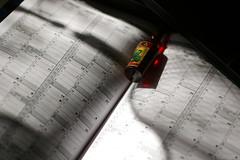 クオバディス(QUOVADIS)のカバーと手帳の使い方チェック