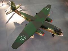 BI553 Arado Ar 234B-2 Blitz (listentoreason) Tags: geotagged virginia technology unitedstates military places worldwarii militaryaviation militaryjet militarytheater