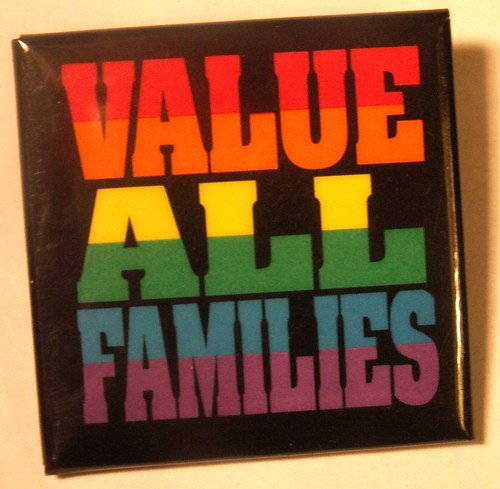 Value All Families Button