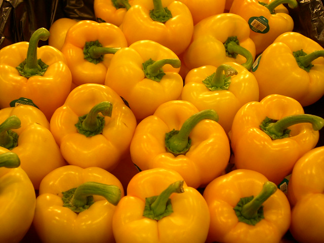 Yellow Peppers 2