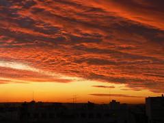 Soir (claudio malatesta) Tags: sunset cloud paris france bravo tramonto nuvola nuage musicorso coucherdesoleil fz30 claudiomalatesta claudebenasouli