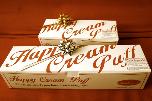 Happy Cream Puff - 1