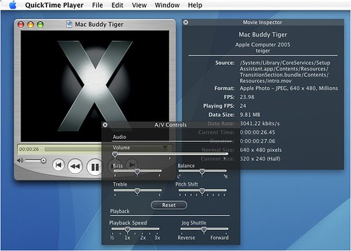 QuickTime Player 7.2