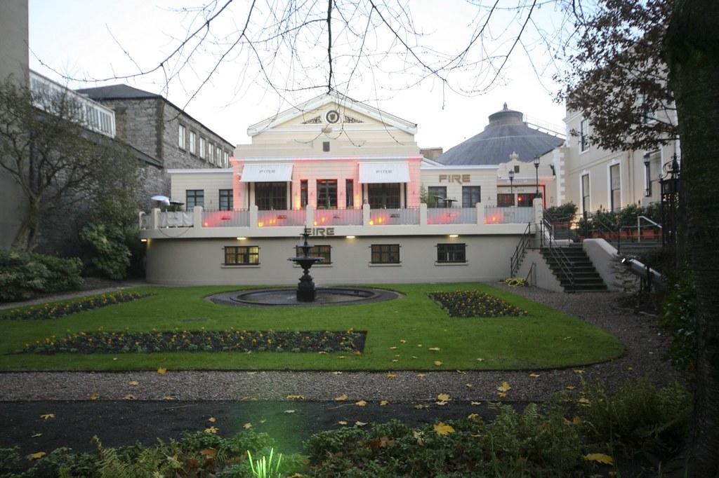 FIRE RESTAURANT DUBLIN