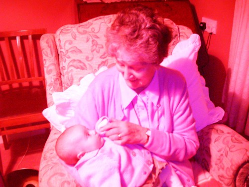 Rosemary and her great-grandmother