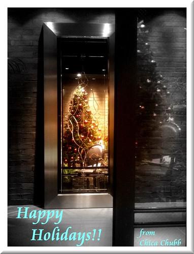 Happy Holidays!! メリー・クリスマス!