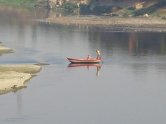 Navigating the Yamuna