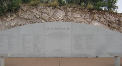 Meadows Massacre Monument (When lost in.....) Tags: utah mountainmeadowsmassacre