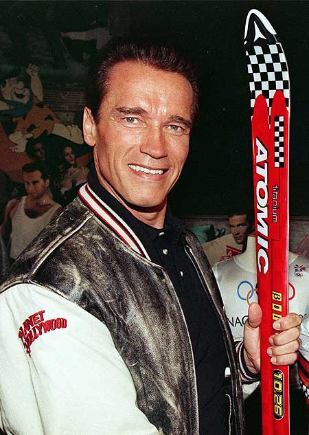Arnold Schawarzenegger