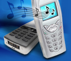 Ring in the holidays with free ringtones por crickee.
