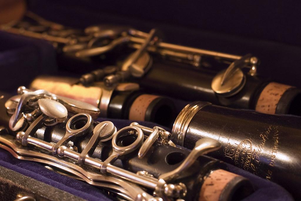 Christmas Clarinet