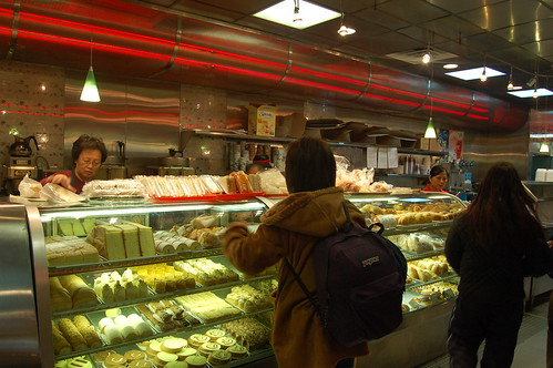 Pastries in China Town