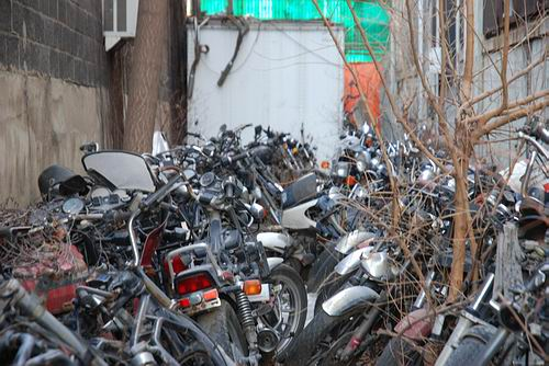 Bike Graveyard Five