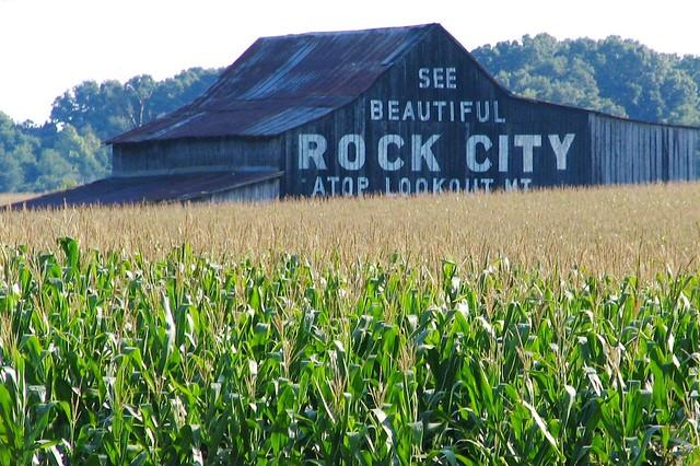 See Beautiful Rock City