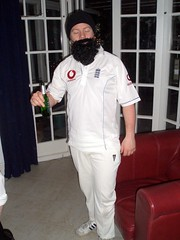 Jim as some cricketer