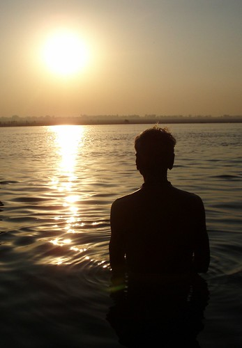 Ganga prayer